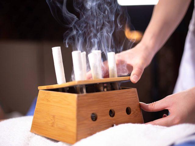 Chinese Moxibustion